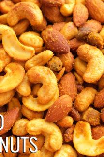 Buffalo Spiced Nuts Recipe