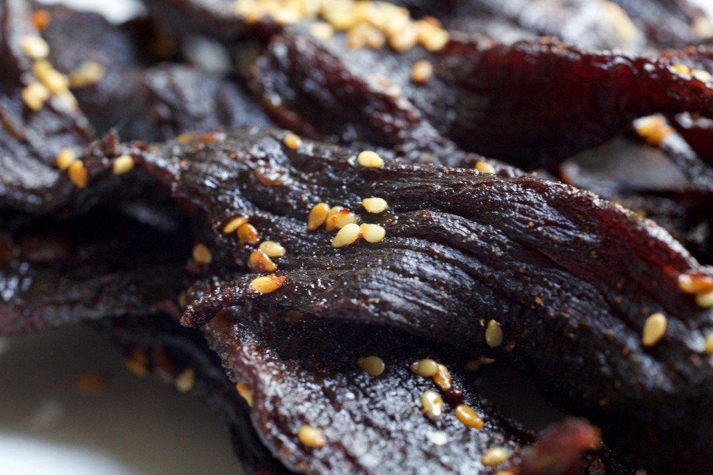 Very Teriyaki Homemade Beef Jerky Recipe