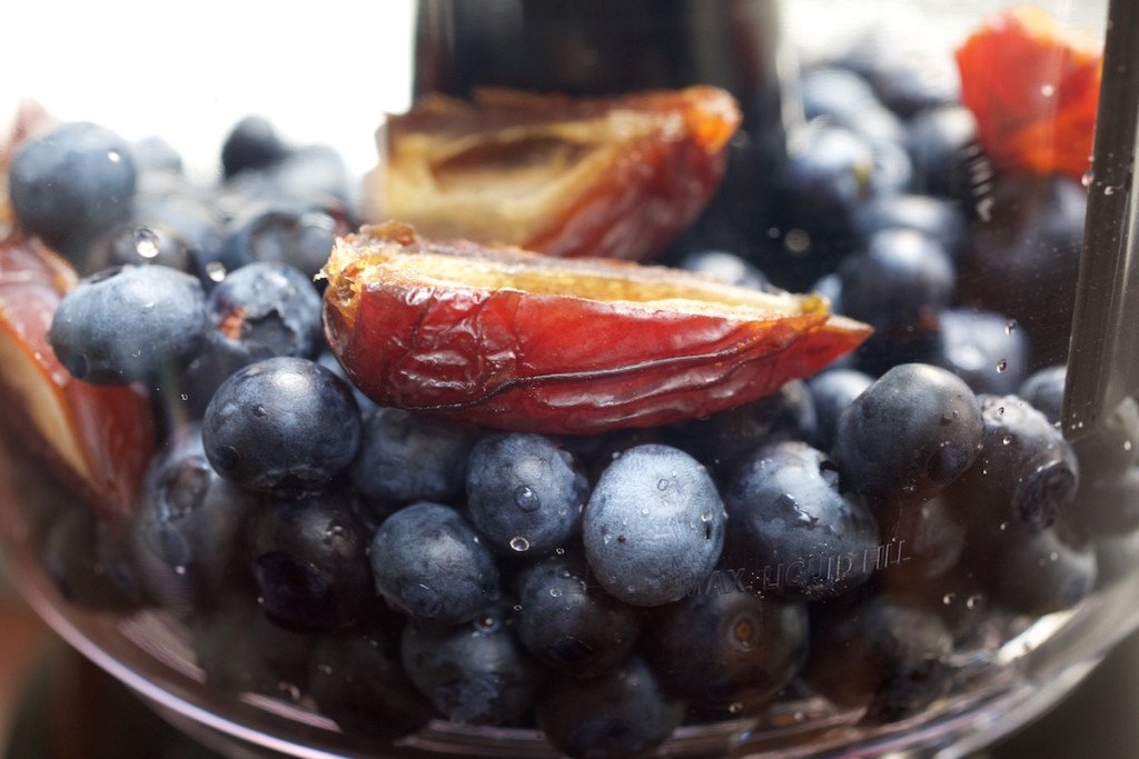 Blueberry Chia Seed Fruit Rollup Recipe