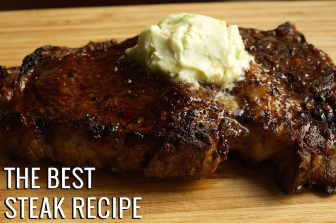 how to cook ny strip steak on the stove