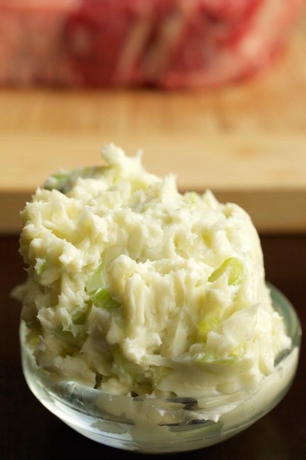Blue Cheeese Steak Butter Recipe