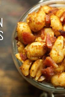 Old Bay & Bacon Peanuts Recipe
