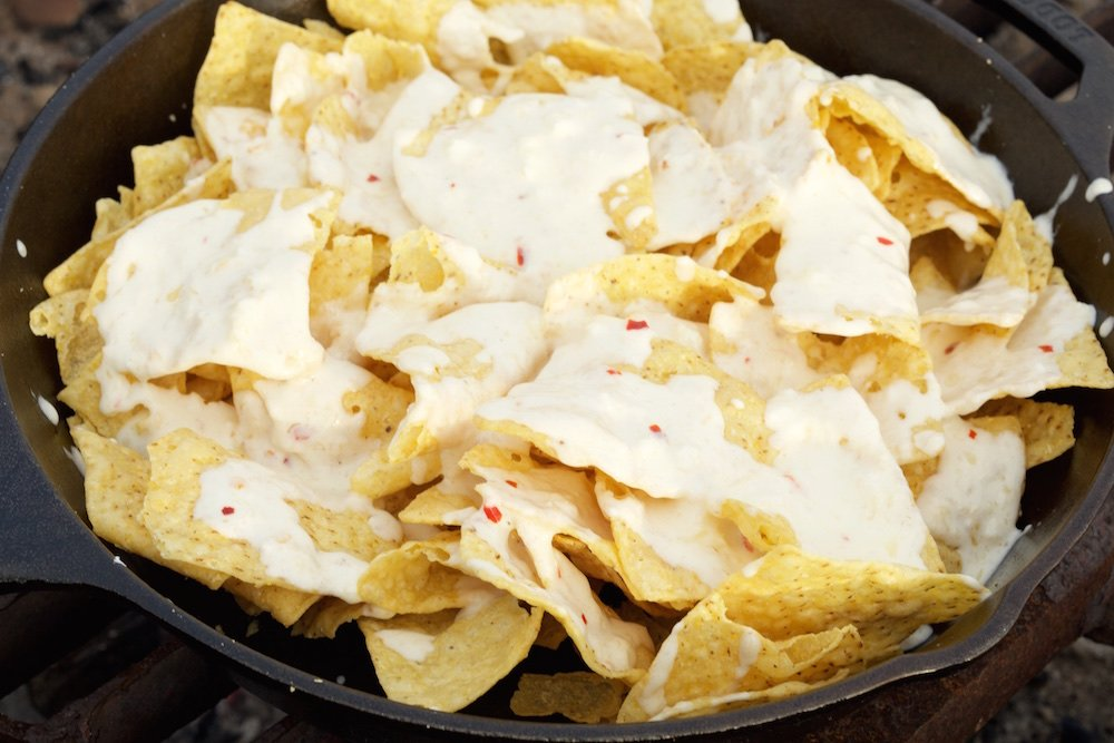 Pizza Nachos Recipe