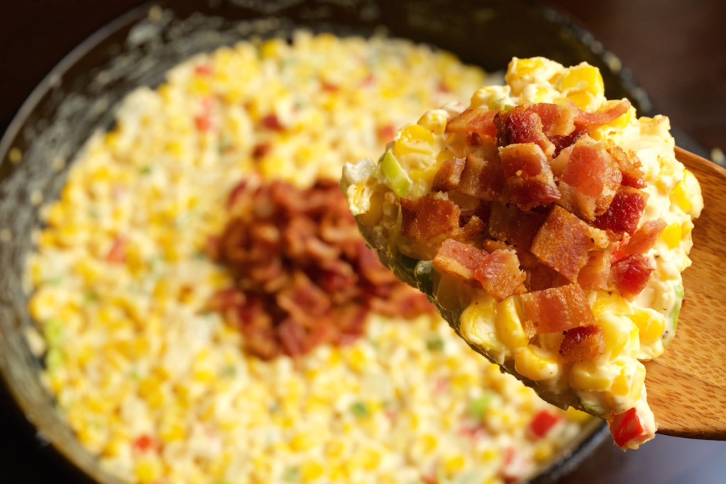 Bacon Corn Jalapeno Dip Recipe
