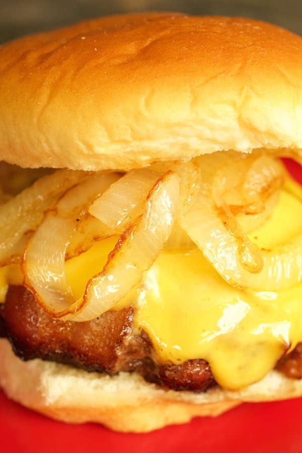 recipe: bacon wrapped burger pinterest [10]