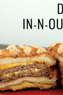Deep Fried In-N-Out Burger Recipe