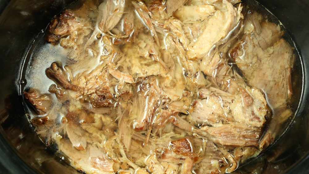Crock Pot Kalua Pork