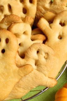 Halloween Ghost Crisps Recipe