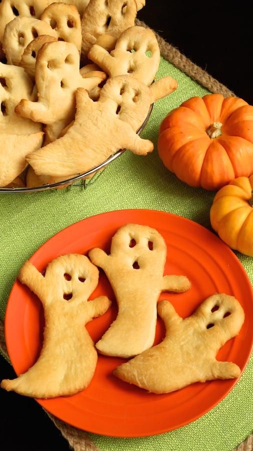 Halloween Ghost Crisps