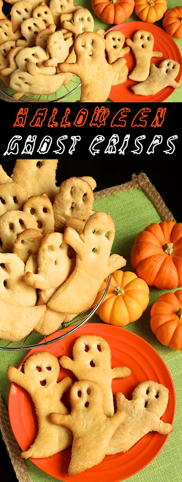 Halloween Ghost Crisps