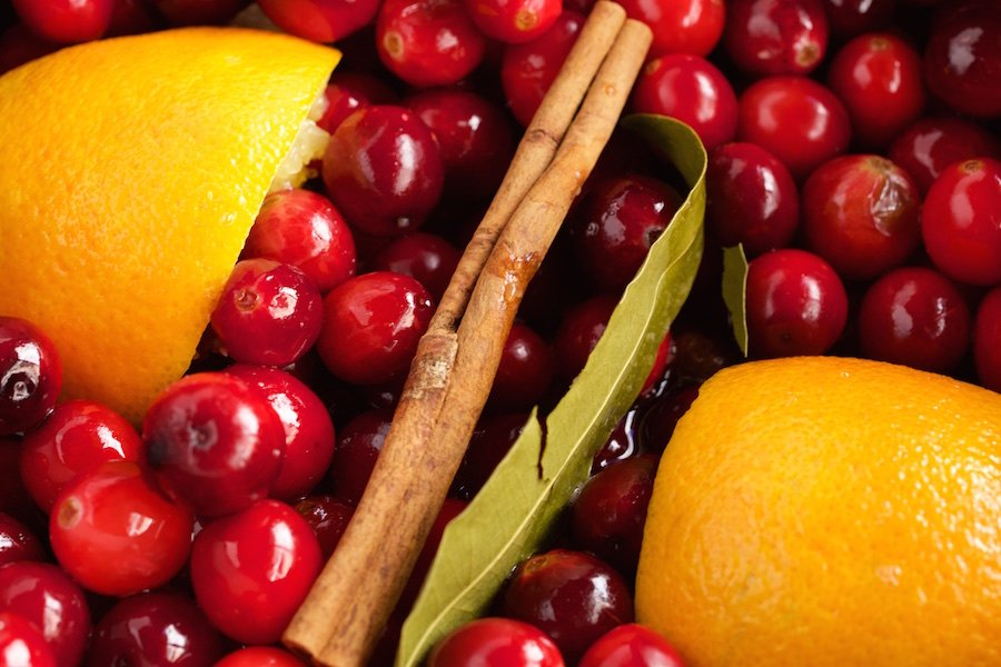 Cranberry Compote Recipe