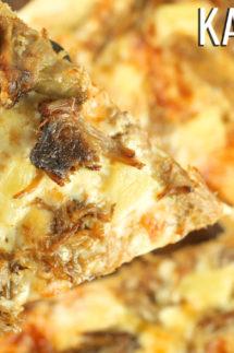 Kalua Pork Pizza Recipe