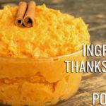 Secret Ingredient Thanksgiving Sweet Potatoes Recipe