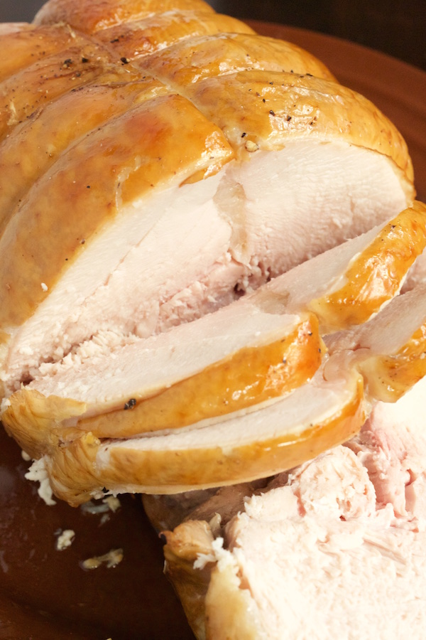 Southern Sweet Tea Brined Turkey