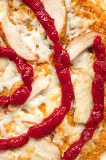 Thanksgiving Leftovers Pizza Recipe