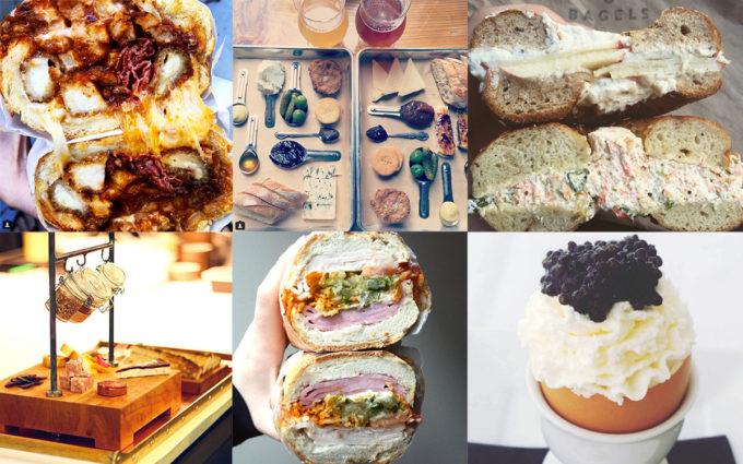 The Best Things I Ate In 2015 - Au Cheval, Girl and The Goat, The Nomad, No. 7 Sub, Cheese & Crack, Fat Sal's, Petrossian, Black Seed Bagels