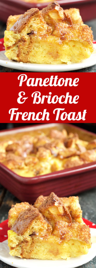 Panettone & Brioche French Toast Recipe - Breakfast Recipes