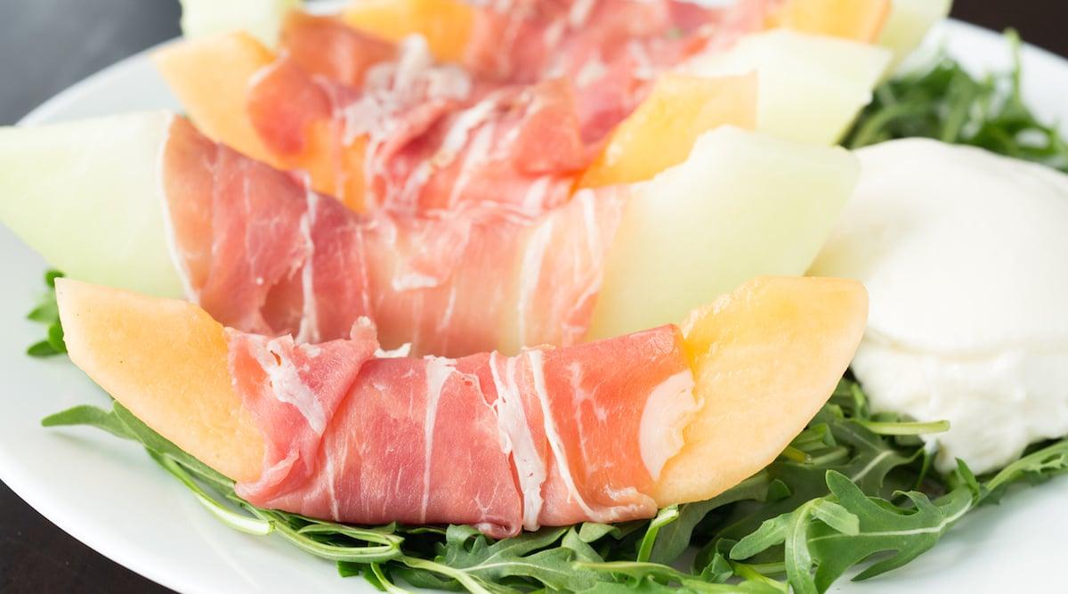 Prosciutto Melon Burrata Salad Recipe Healthy Salad