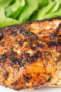 Easy Blackened Chicken Recipe