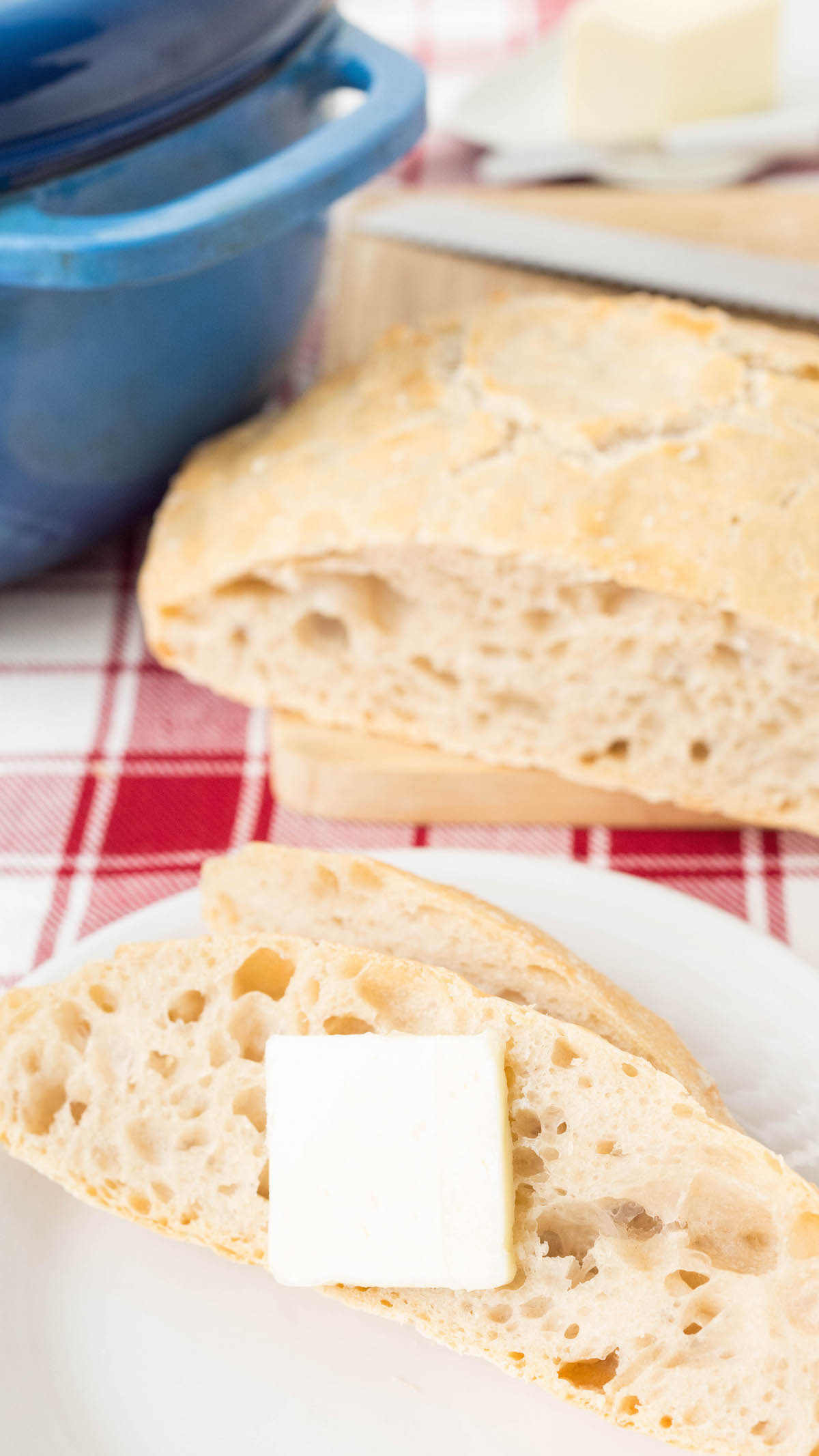 Learn how to make bread in the dutch oven with this easy recipe.