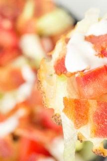 BLT Waffle Fries Recipe