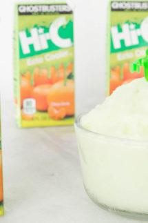 Ecto Cooler Sherbet Ice Cream Recipe