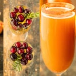Fall Mimosa Recipes 4 Ways