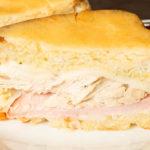 Texas Toast Thanksgiving Leftovers Monte Cristo