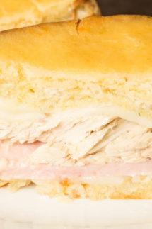 Texas Toast Thanksgiving Leftovers Monte Cristo Sandwich Recipe