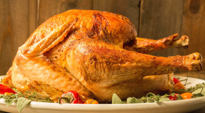 Sriracha Beer Injected Cajun Turkey Recipe | Cajun Turkey ...
