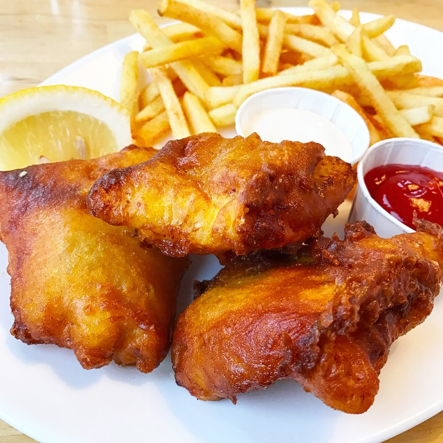 The best fish & chips I ate in Iceland - Where To Eat Iceland