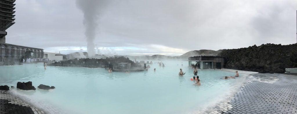 Blue Lagoon - Lava Restaurant - Where to eat Iceland