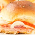 Hawaiian Roll Italian Sliders Recipe