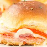 Hawaiian Roll Italian Sliders Recipe