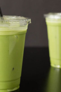 Copycat Starbucks Iced Matcha Latte Recipe