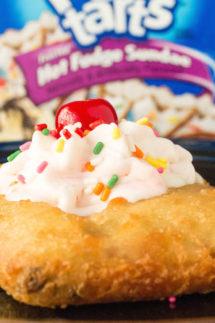 Homemade Deep Fried Pop Tarts Recipe