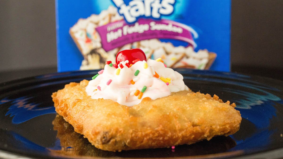 deep fried pop tarts recipe