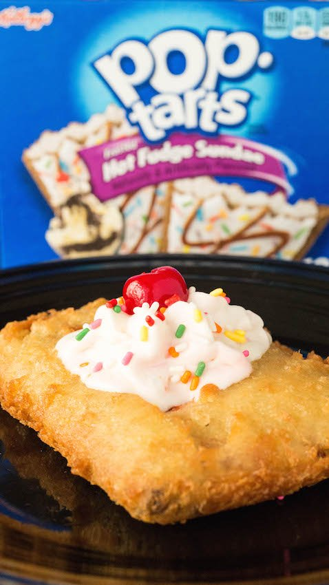 How To Make Deep Fried Poptarts at home