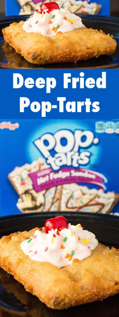 Deep Fried Pop-Tarts Recipe
