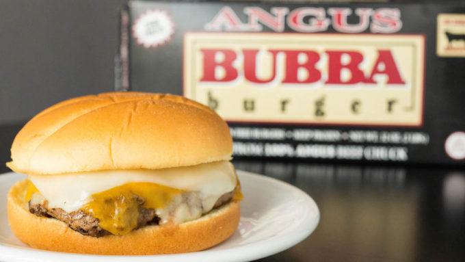Easy 3 Cheese BUBBA Burger Recipe