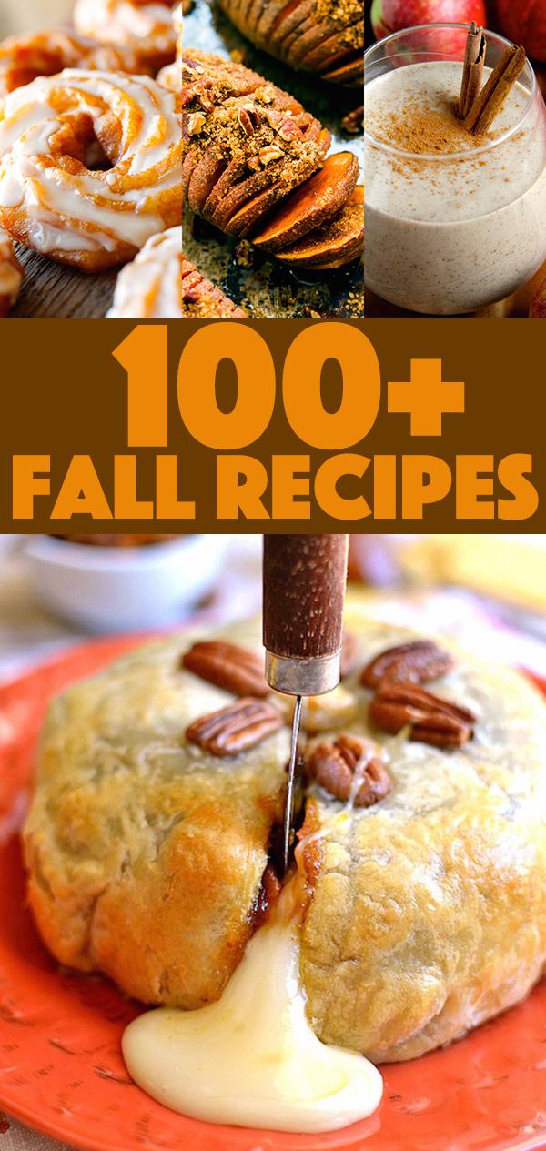 100 Fall Recipes