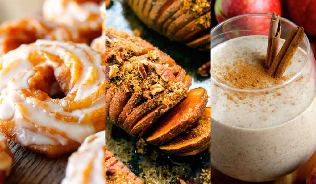 100+ Fall Recipes You Definitely Need - Fall Appetizer Recipes, Fall Dinner Recipes, Fall Dessert Recipes
