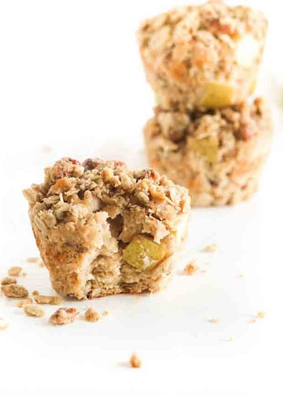 Pear Pecan Cardamom Muffins - Fall Breakfast Recipes