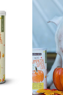 Pumpkin Spice Lattes For Dogs Exist, Because Why Not?