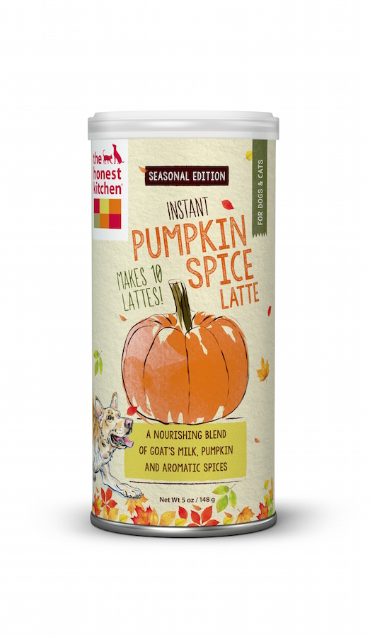 Instant Pumpkin Spice Latte for Dogs