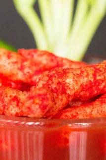 Flamin' Hot Cheetos Bloody Mary Recipe