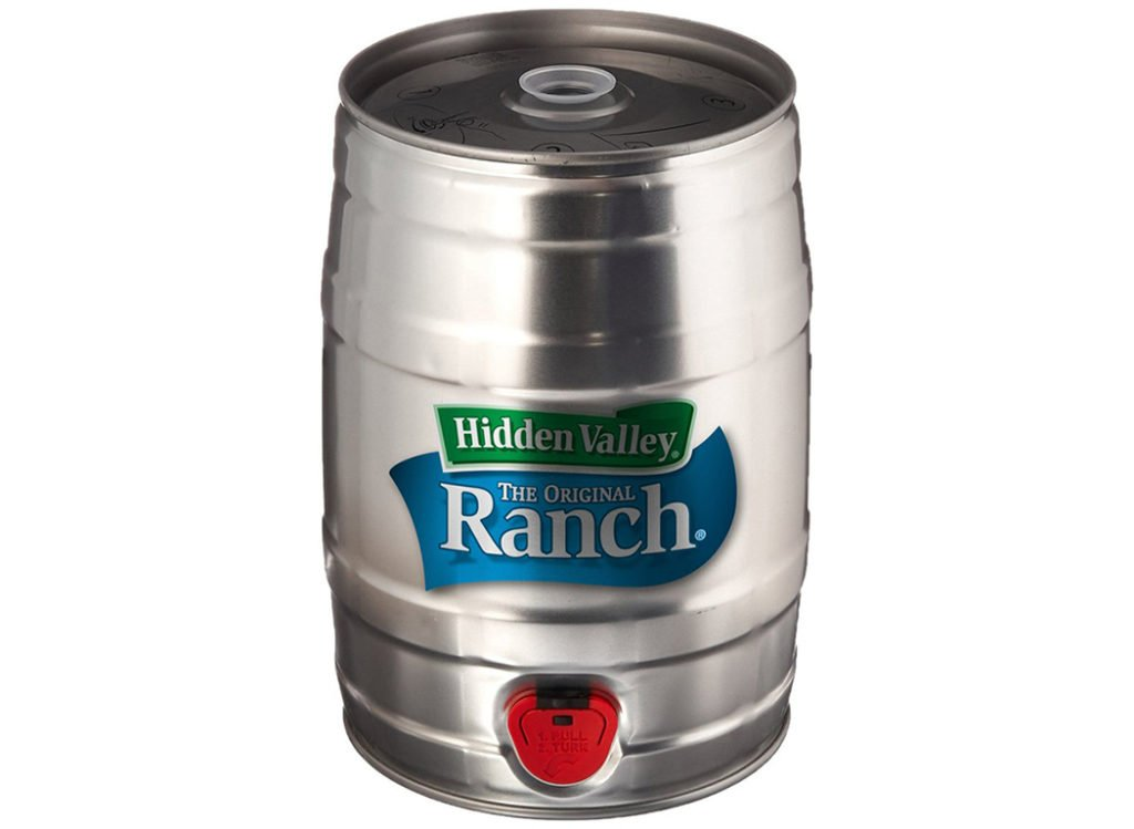 Buy Mini Ranch Keg from Hidden Valley