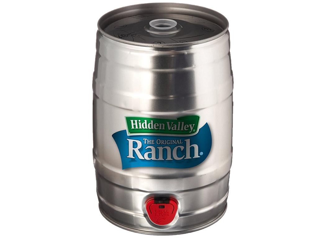 Buy Mini Ranch Keg from Hidden Valley