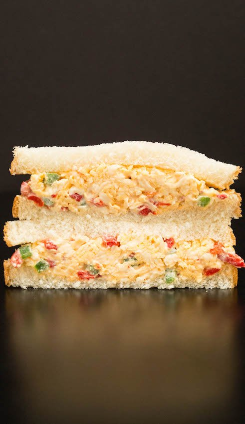 Best Pimento Cheese Sandwich Recipe - Pimento Cheese Recipe