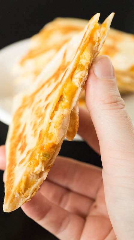 Homemade Taco Bell Quesadilla Recipe
